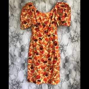 Authentic Phillipino Party Dress